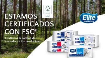 En Elite Professional gestionamos responsablemente los bosques para nuestros productos de base forestal