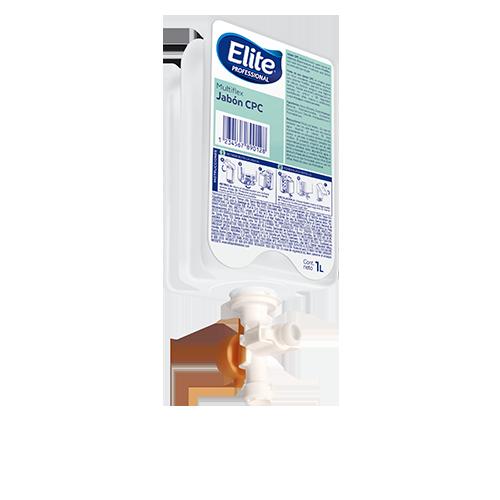 Jabón Líquido Antibacterial CPC Multiflex