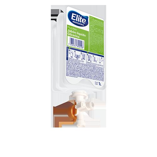 Jabón Líquido Glicerina Multiflex