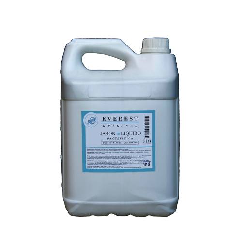 Jabón Bactericida Sin Triclosán