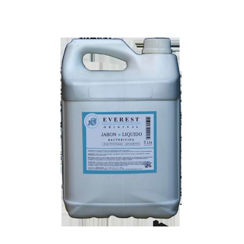 Jabón Bactericida sin aroma