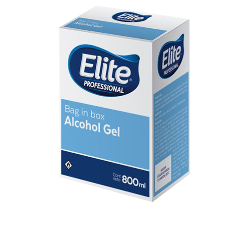 Alcohol en Gel Bag in Box